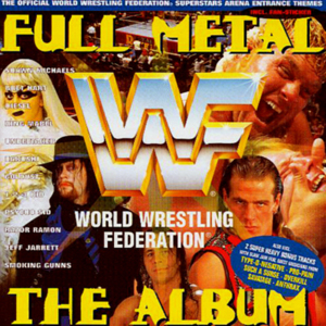 WWF Full Metal - The Album 1995