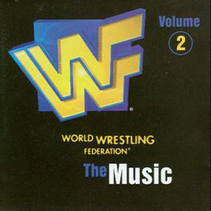 WWF Music - Vol.2 1997