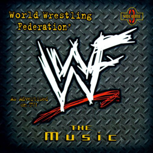 WWF Music - Vol.3 1998