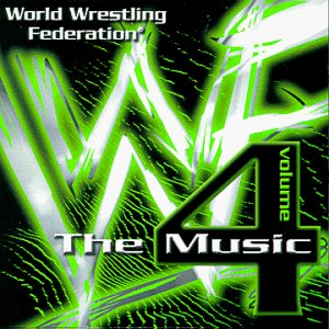 WWF Music - Vol.4 1999