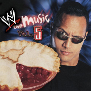 WWF Music - Vol.5 2001