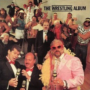 WWF The Wrestling Album 1985